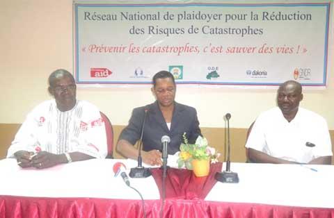 Burkina Faso: Les  membres du Réseau plaidoyer interpellent les  décideurs politiques pour plus d'engagement dans la mise en œuvre de la loi sur la RRC
