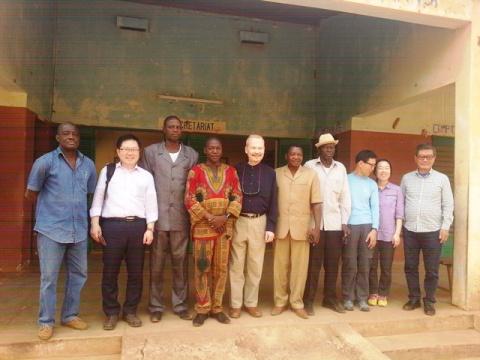 Electrification de Sanogho: Le projet avance à grands pas