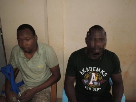 Issouf et Mohamed, deux escrocs dans les filets de la Police judiciaire