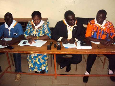 Municipales 2016: L'AMR/Burkina pour une interpellation constructive par les  citoyens