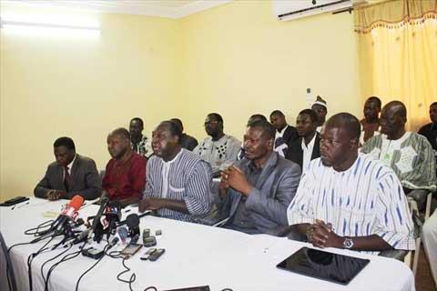 Opposition politique au Burkina Faso: Bientôt une charte