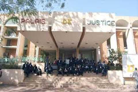 Soupçons de malversations sur des magistrats: L'intersyndical exige la lumière