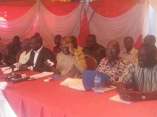 100 jours du Président Roch Kaboré: L'APMP s'insurge contre «ceux qui pensent que rien n'a été fait»