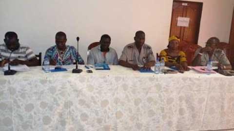 Banfora: La «Police citoyenne» au cœur des échanges entres flics et acteurs de la société civile