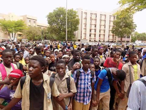 Mouvement d'humeur des élèves: Les grévistes ont rencontré le ministre de l'éducation