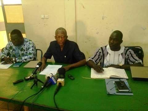 Situation nationale: La coalition contre la vie chère constate «la faillite du système judiciaire»