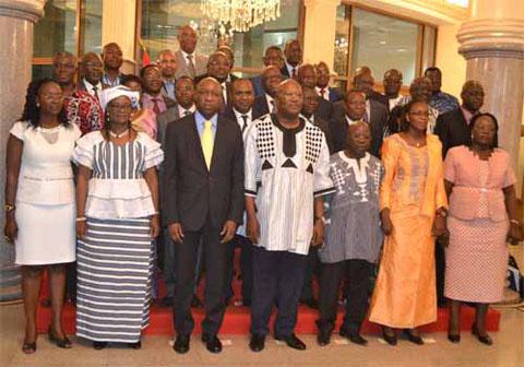 Déclaration des biens des ministres: Et la palme d'or revient à l' «Alpha de l'Omega»!