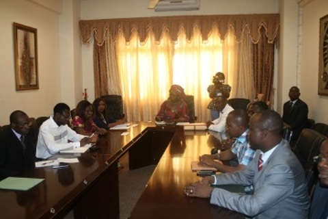 Ministère de l'économie, des finances et du développement: Clarisse Mérindol Ouoba, nouvelle directrice de cabinet