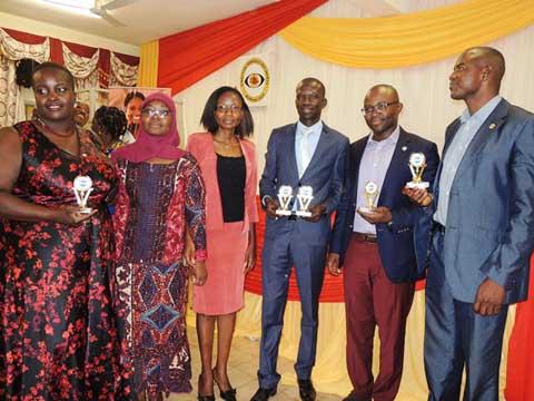 Concours d'art oratoire de Toastmasters: Les «ambassadeurs» du secteur 7 promettent le trophée