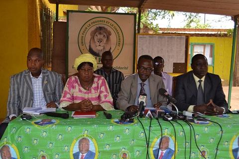 Dysfonctionnements supposés à l'UPC: Le parti du lion  répond aux «gardiens du temple»