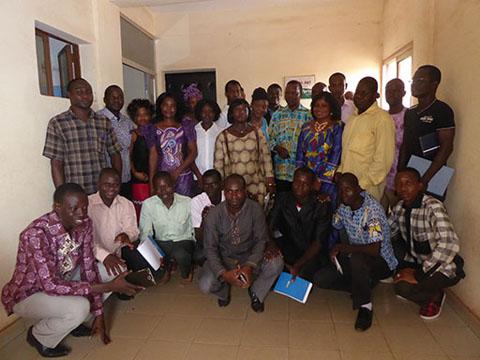 L'Institut Régional d'Administration du Plateau-Central à la rédaction de Lefaso.net