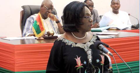Accord de défense entre la France et le Burkina Faso: Les explications du ministre Rita Bogoré