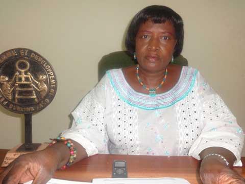 Fatimata Legma, une amazone du développement: «Les sources de financement de la FFDE/BF, c'est d'abord la cotisation de ses membres»