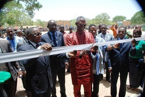 Fondation Bank of Africa: Un CEG de plus de 150 millions pour le village de Kosso