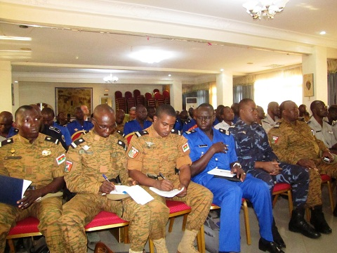 Elections municipales du 22 mai: Les forces de défense et de sécurité se préparent