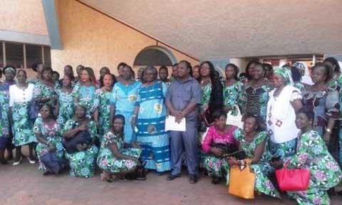 Bobo-Dioulasso: La fête de la secrétaire fêtée sous le signe de la collaboration