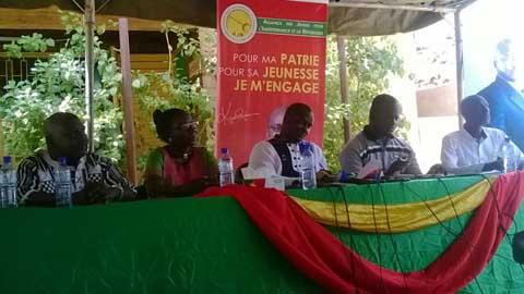 Situation nationale: «De l'infréquentabilité du MPP, je n'y crois pas», déclare le président de l'AJIR, Adama Kanazoé