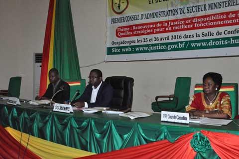 CASEM du ministère de la justice: La rédaction des décisions de justice à l'ordre du jour