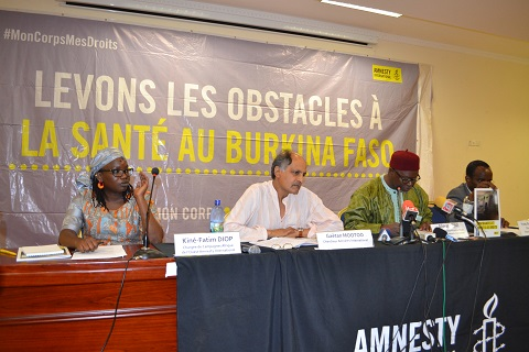 Rapport d'Amnesty international: Plus de la moitié des filles dans certaines régions se marient avant l'âge de 18 ans