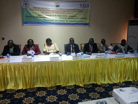 Enseignement supérieur en Afrique de l'Ouest: Le Pr Stanislas Ouaro, nouveau président du REESAO