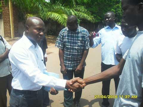 Bobo- Dioulasso: Des étudiants ont marché pour de meilleures conditions de vie