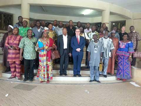 Décentralisation et développement local: Les parlementaires réfléchissent sur leur rôle