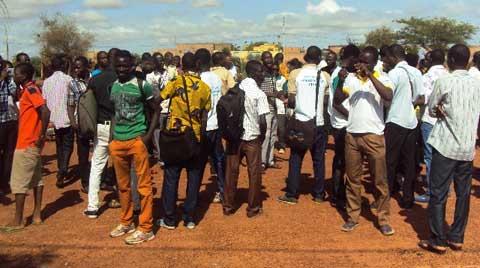 Centre universitaire polytechnique de Ouahigouya: La lettre ouverte des étudiants à leur ministre de tutelle…