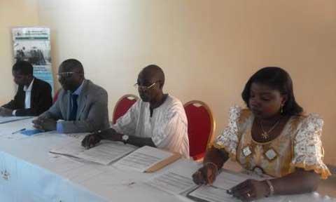 Bobo-Dioulasso: L'UNPC/B et l'USAID C4CP restituent des résultats sur la productivité agricole