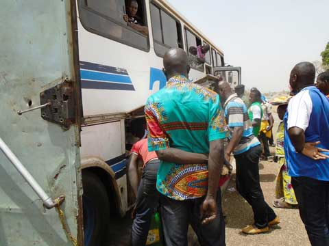 Mesures sécuritaires: De zéro à une dizaine de contrôles routiers sur l'axe Gaoua-Ouagadougou