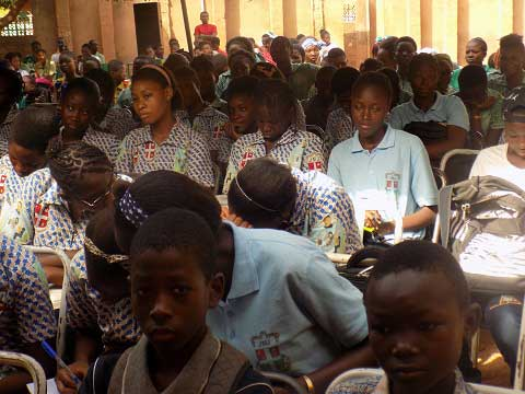 Lutte contre les maladies en milieu scolaire: L'association Jeunesse apôtre de la sainte famille sensibilise