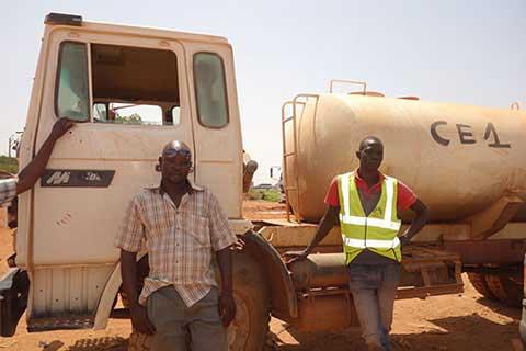Prélèvement de l'eau dans le barrage n°2: Qui s'occupe des barrages de Ouagadougou?