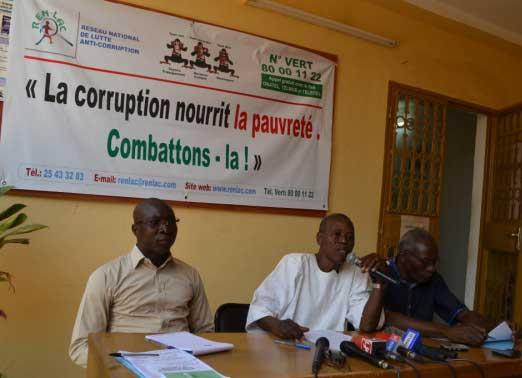 Corruption dans l'appareil judiciaire, audit de la transition: Les cartons rouges du  REN-LAC
