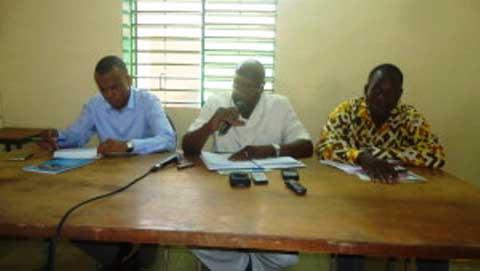 Elections municipales: Le PDS/Metba  en ordre de bataille