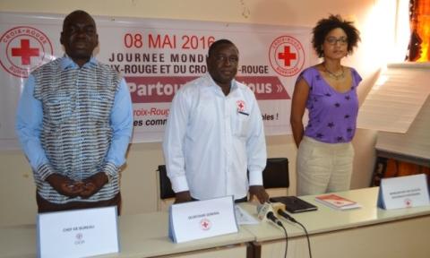 Journée internationale de la Croix-Rouge: La Croix-Rouge burkinabè rend compte de ses réalisations