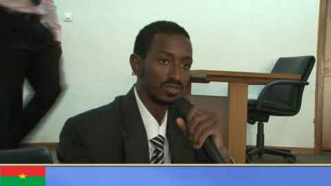 Idrissa DICKO, président de la jeunesse burkinabè au Mali: «Le vote de la diaspora sera l'une des portes d'entrée dans l'histoire du Président Kaboré»