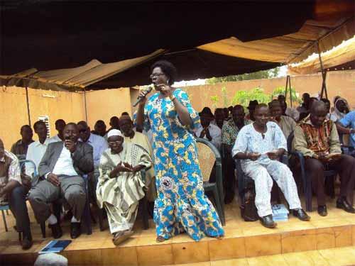 Elections municipales 2016 au Nord: L'ADF/RDA, le  CDP, l'UPC, la  NAFA marchent en rangs serrés au Yatenga