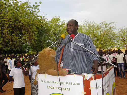 Zéphirin Diabré sur la situation nationale: «On sent que le gouvernement  somnole; il n'a aucune initiative, aucune idée nouvelle»