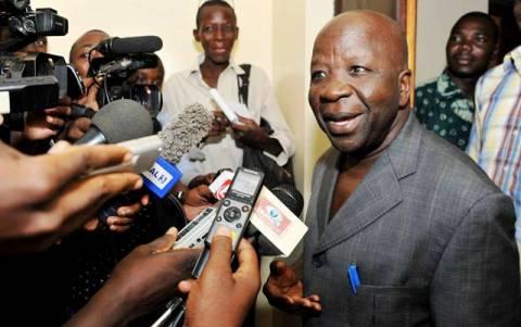 Sécurité: Simon Compaoré reçoit les policiers radiés