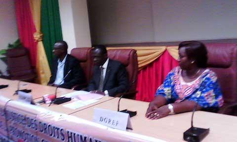 Justice: Les greffiers du Burkina souhaite la valorisation de leur profession