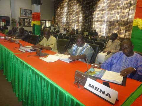 Protection sociale: Le profil type du ménage vulnérable au Burkina Faso au cœur de la IVè session