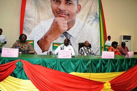 Elections municipales: Le PAREN promet la fin de la gestion frauduleuse des parcelles