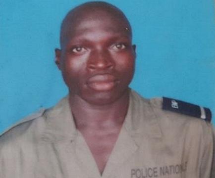 DOUSSOUNGOU Rasmané, le policier heurté par un usager, est mort