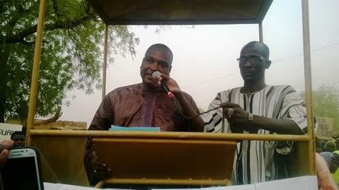 Commune de Falangountou: Le MPP sonne la mobilisation
