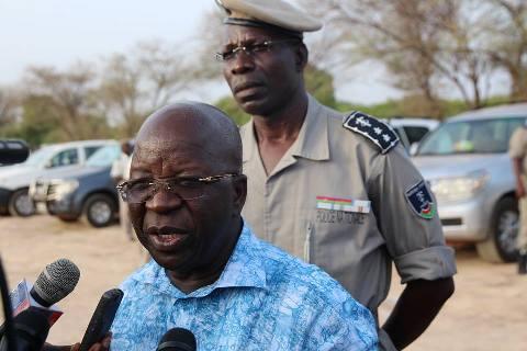 Simon Compaoré réagit au décès de l'Assistant Doussoungou: «Je suis très très choqué»