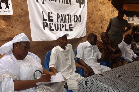 Gilbert Noel Ouédraogo à Bobo: «Quand quelqu'un dit que voter l'opposition c'est voter le vent, c'est parce qu'il vend lui-même le vent»