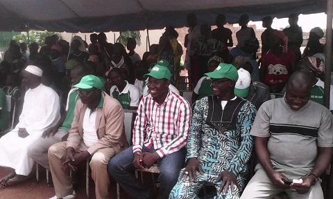 Nouvelle alliance du Faso: La vraie bagarre c'est dans les urnes