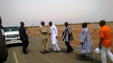 Campagne municipale: «Je ne vois pas un parti qui peut rivaliser avec le MPP au Sanmatenga», lance le président du MPP, Salifou Diallo