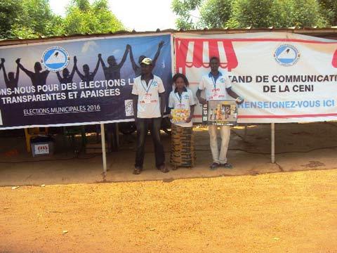 Municipales du 22 mai au Nord: Les démembrements de la CENI forment les représentants des bureaux de vote
