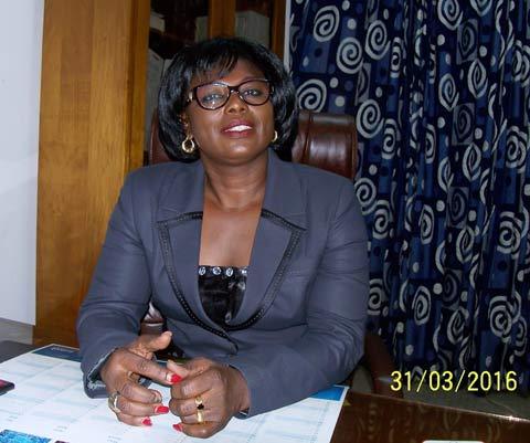 Aïcha Yonli, une patronne à l'énergie débordante