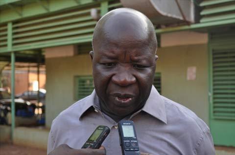 Simon Compaoré sur les événements survenus à Gounghin (Koupèla):